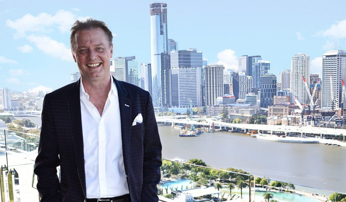 Emporium Hotel South Bank's New General Manager, John McIlwain