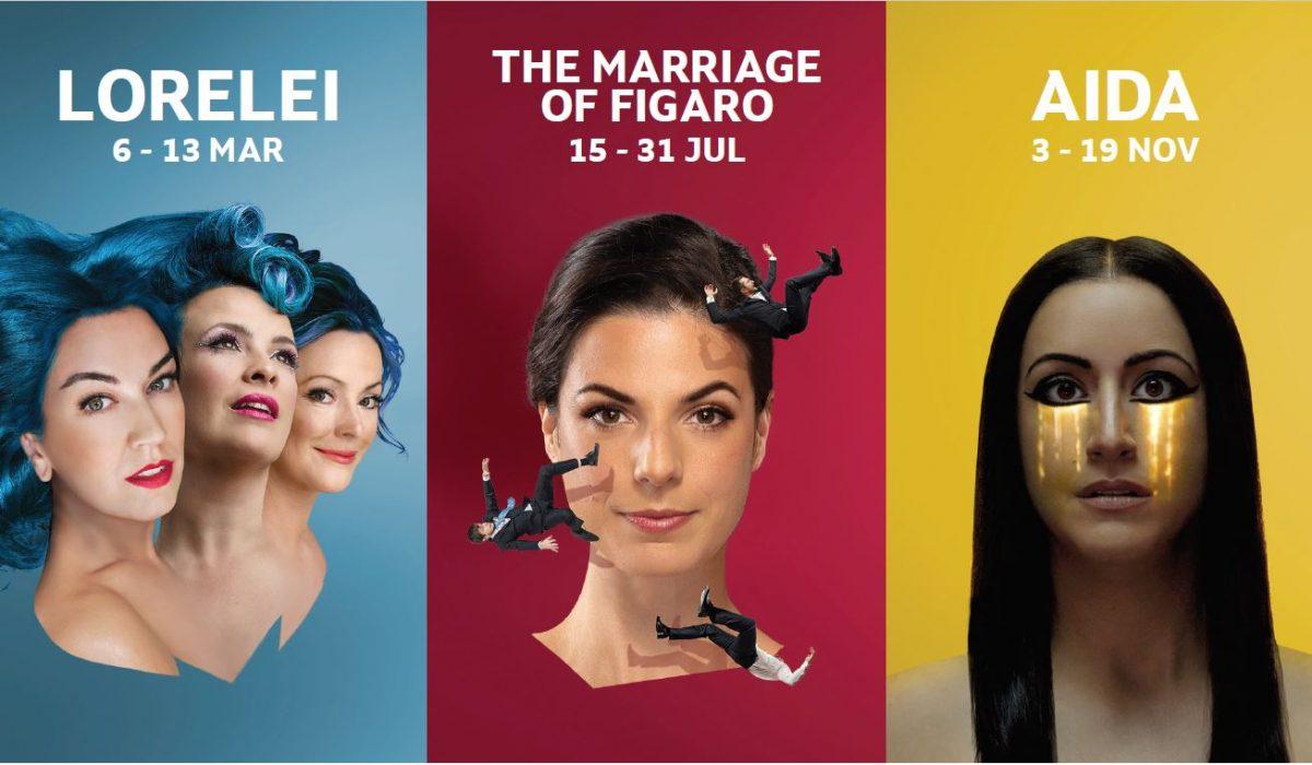 This is Opera Queensland's 2021 Season