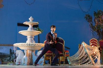 Jeremy Kleeman is Figaro